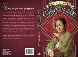 Cigarette Girl by Monsoon Books, UK.