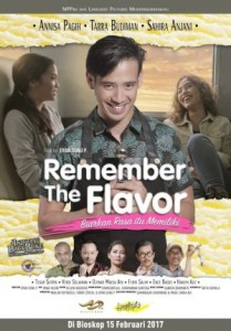 Rembember the Flavor, the movie