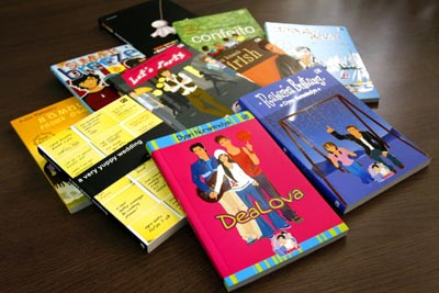 Teenlit books are reflections of the worlds of young people today. (JP/J. Adiguna)